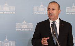 Çavuşoğlu: Pompeo'nun randevusu Manbij anlaşmasını değiştirmeyecek