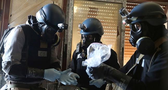 Kuzey Kore, kimyasal silahlar konusunda Suriye ile işbirliğini reddetti