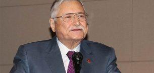 Eski bakan Hasan Celal Güzel, 73 yaşında vefat etti