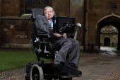 Aile, arkadaşlar Stephen Hawking'e veda etti