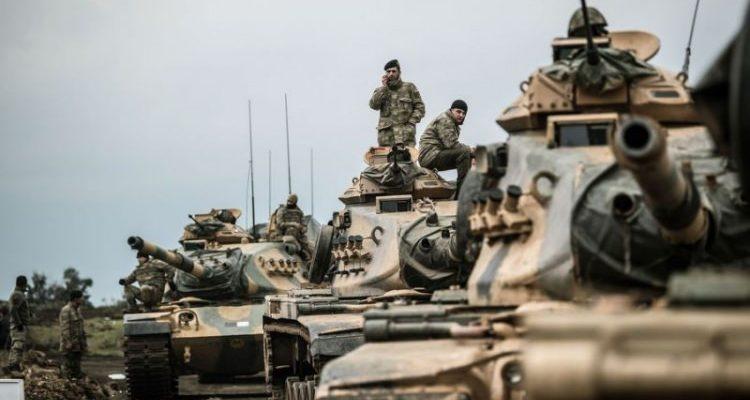 Afrin Operasyonunda Öldürülen Terörist Sayısı 3149 Oldu
