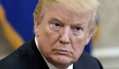 """Trump, Kimyasal gaz krizinden sonra """"büyük sorun"""" diye uyardı"""