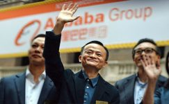 Alibaba'nın Jack Ma gizlilik sorunlarını gidermek için Facebook'u çağırıyor