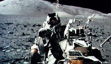 NASA sadece moon rover'ı kestiğinde bilim adamları şok verdi
