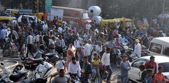 Hindistan'da kan donduran olay