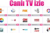 Canlı Tv İzleme Platformu