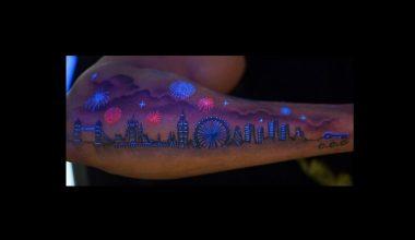 UV Mürekkep Dövmelerinde İşin Gerçek Yüzü