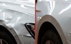 Araç Kaportalarında Boyasız Göçük Düzeltme Ve Onarım İşlemleri Hakkında