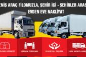 İstanbul Evden Eve Nakliye Firması