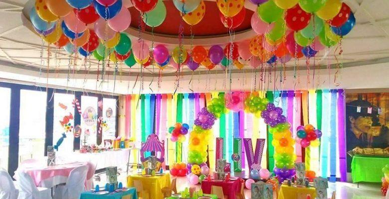 Parti Evi 1 Yaş Doğum Günü