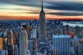 Tevfik Arif shares his impressions of Empire State Building