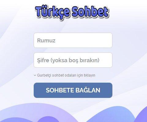 Türk Sohbet İle Arkadaşlık