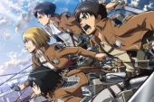 Son Yılların Efsane Animesi Attack on Titan